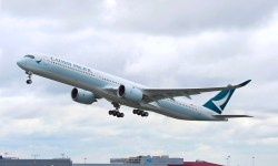 Avião Airbus A350-1000 Cathay Pacific
