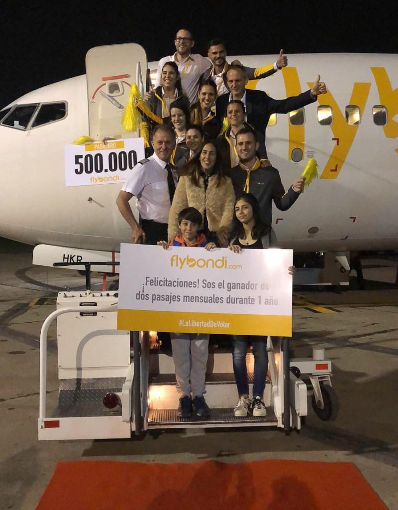 Flybondi Argentina