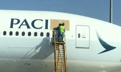 Cathay Pacific Paciic Wrong Paint