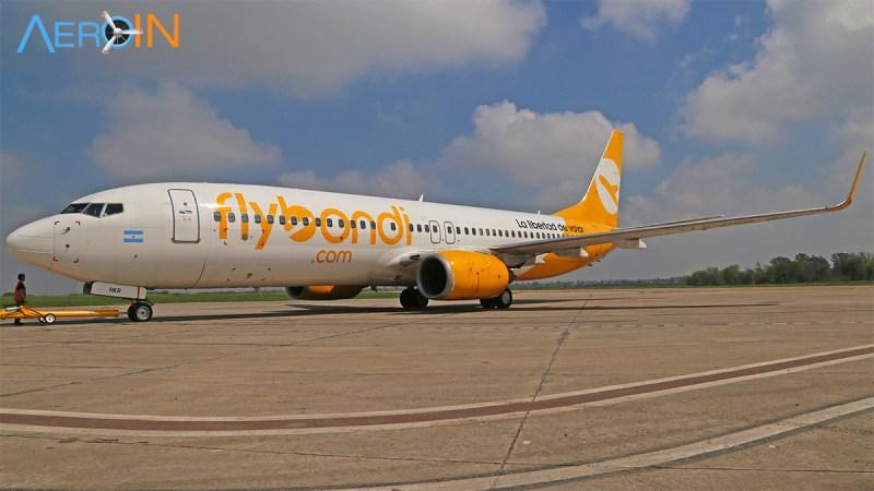 Boeing 737 Flybondi