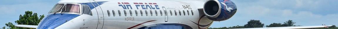 Avião Embraer ERJ-145 Air Peace