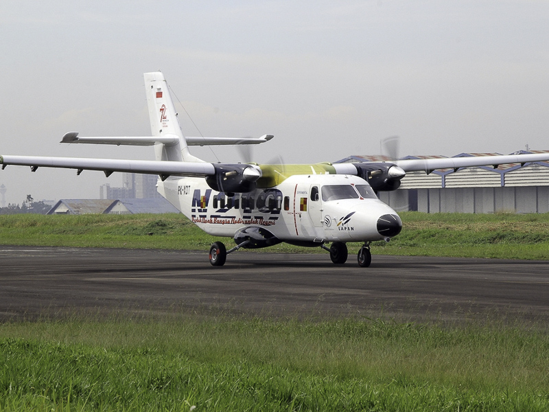 Avião Turboélice PT Dirgantara Indonesia N219