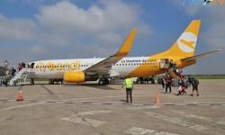Avião Boeing 737-800 Flybondi