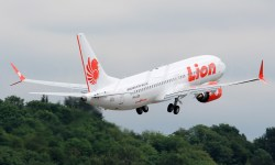 Avião Boeing 737 MAX Lion Air