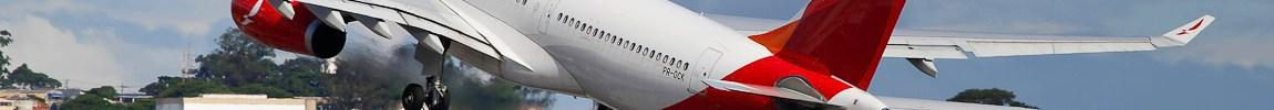 Avião Airbus A330 Avianca