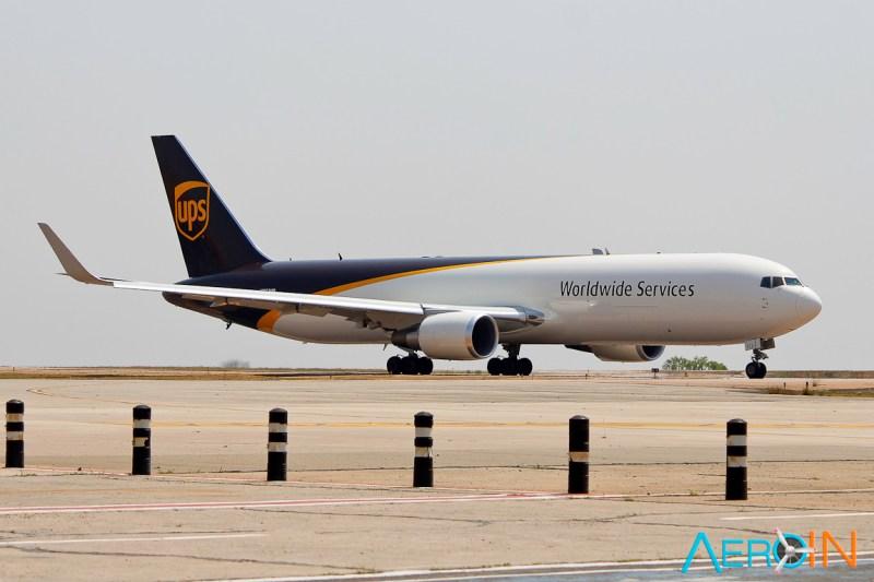 Avião Boeing 767-300F UPS
