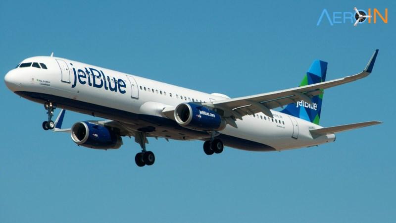 A321 JetBlue