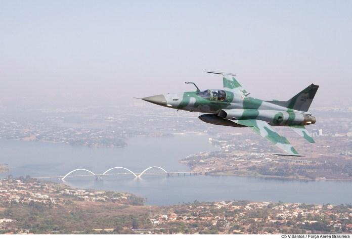 F-5 FAB Força Aérea Brasileira