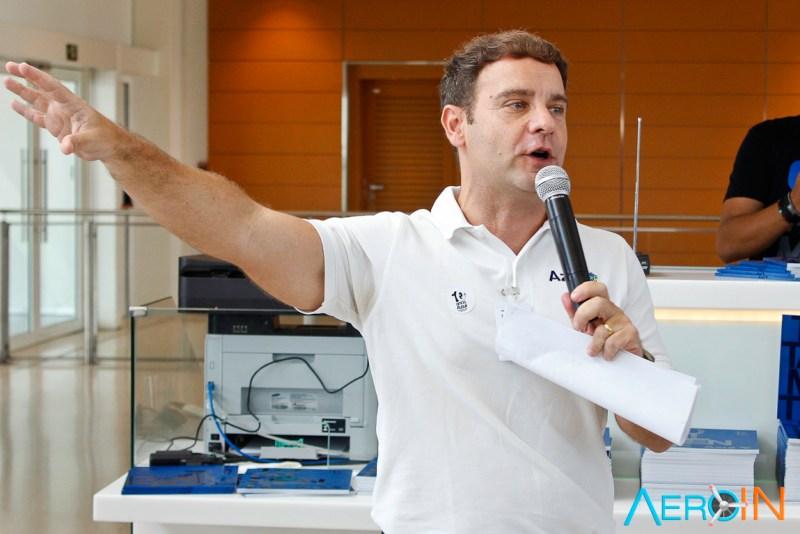 José Mário Caprioli Azul Linhas Aéreas