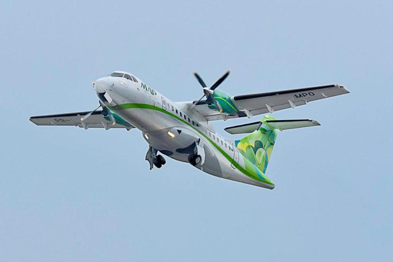 Avião ATR 42-300 MAP