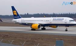 Avião Boeing 757 Icelandair