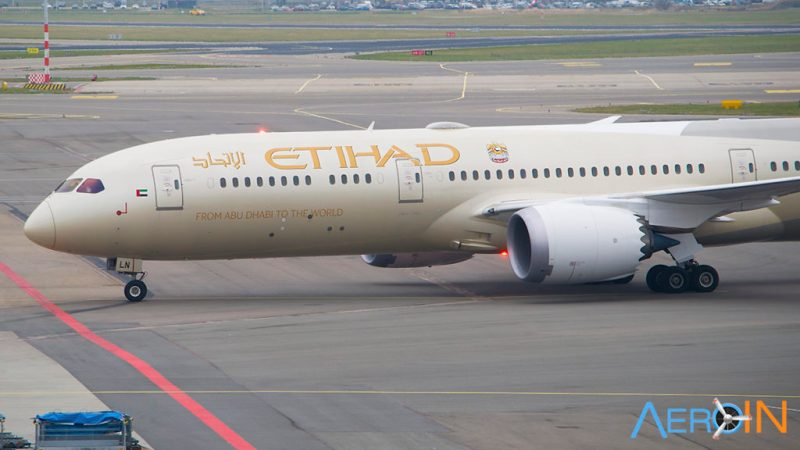 Boeing 787 da Etihad