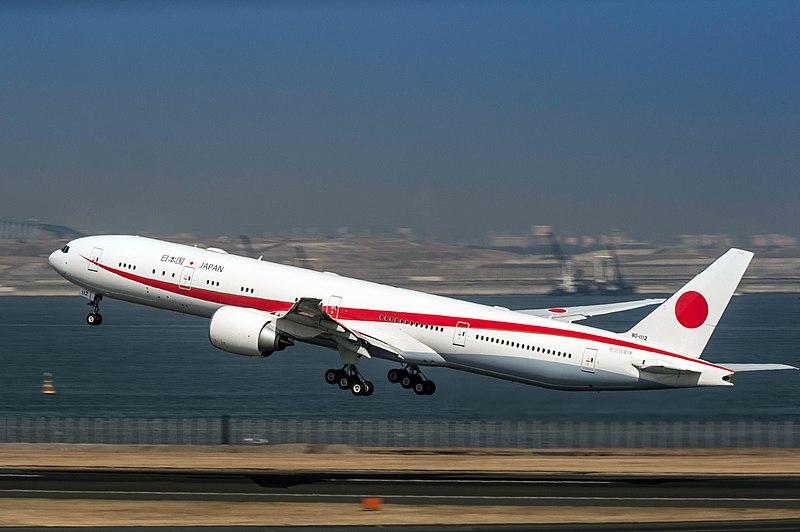 Força Aérea Japonesa 777