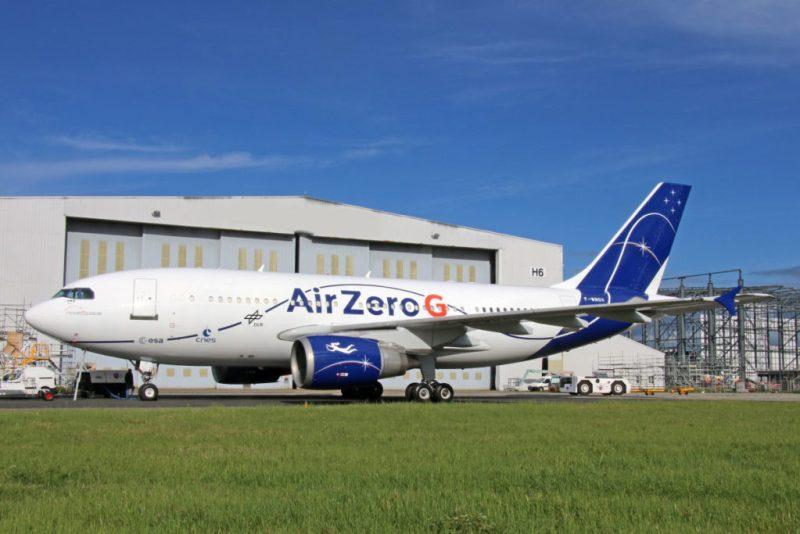 A310 Air Zero G