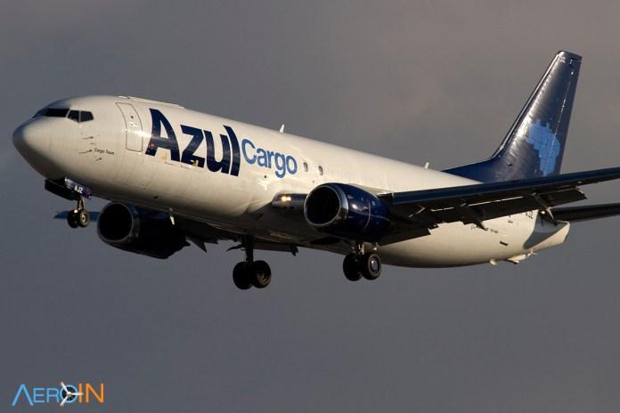 Azul Cargo Boeing 737-400