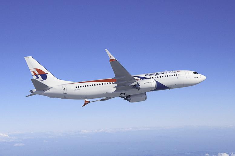 Boeing 737 MAX 8 Malaysia