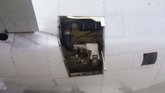 767 Latam incidente