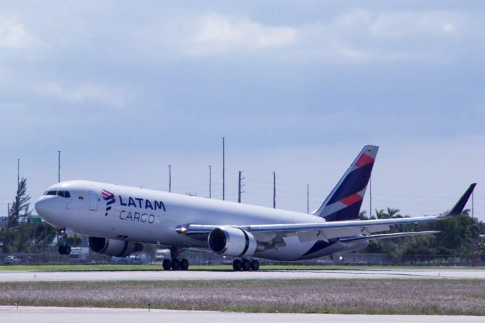 Latam Cargo Boeing