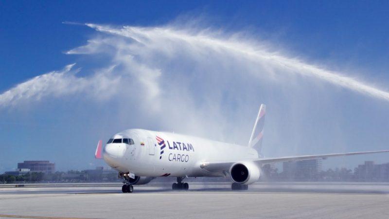 Latam Cargo Boeing 767