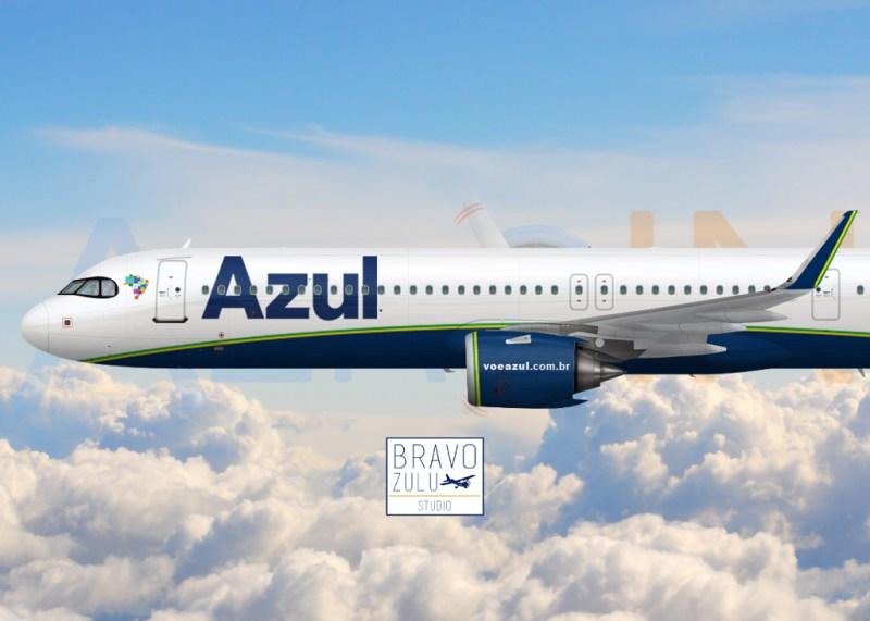 Airbus A321neo Azul