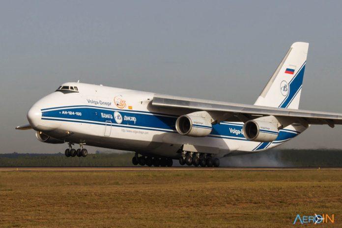 Antonov An-124 Volga