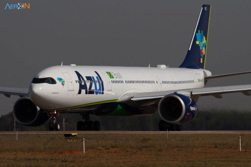 Airbus A330neo Azul