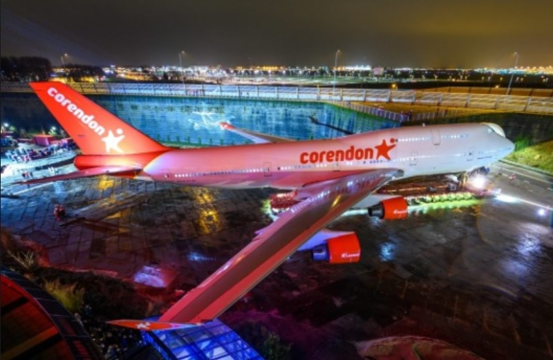 Hotel Corendon 747
