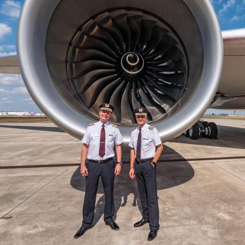 Virgin Atlantic First A350-1000