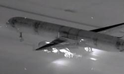 Infravermelho Calor Pneus Boeing 757