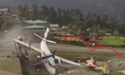 Print Video Lukla Crash