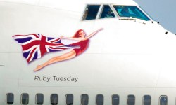 Ruby Tuesday 747 Virgin