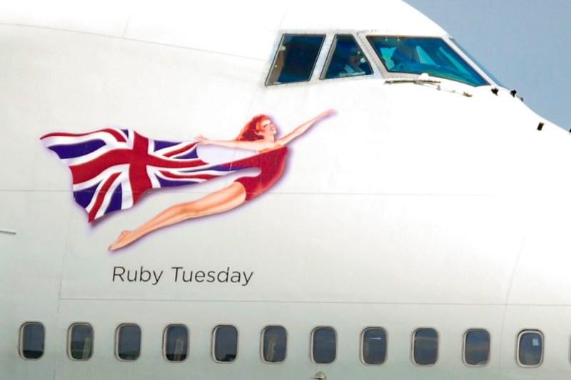 Ruby Tuesday 747 Virgin