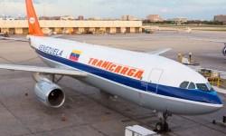 Transcarga Venezuela Avião Airbus A300B4