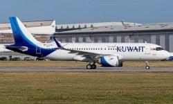 Avião Airbus A320neo Kuwait