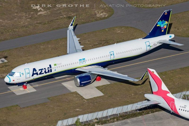 A321neo Azul
