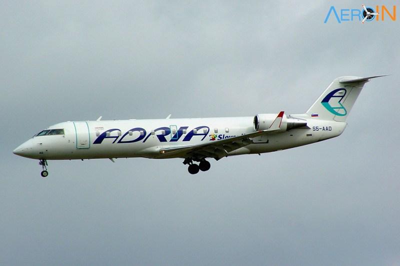 CRJ-200LR Adria Star Alliance