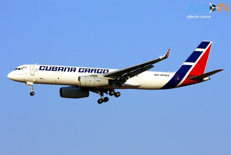 Tupolev 204 Cubana