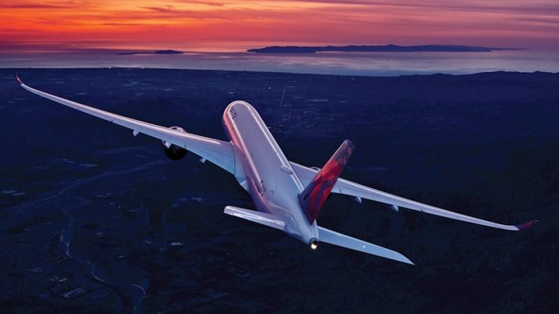 Airbus A350 Delta