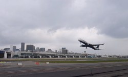 Infraero Obras Pista Aeroporto Santos Dumont 2019