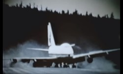 Vídeo acidente 747 Pan Am N732PA