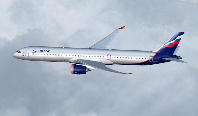 787 Aeroflot