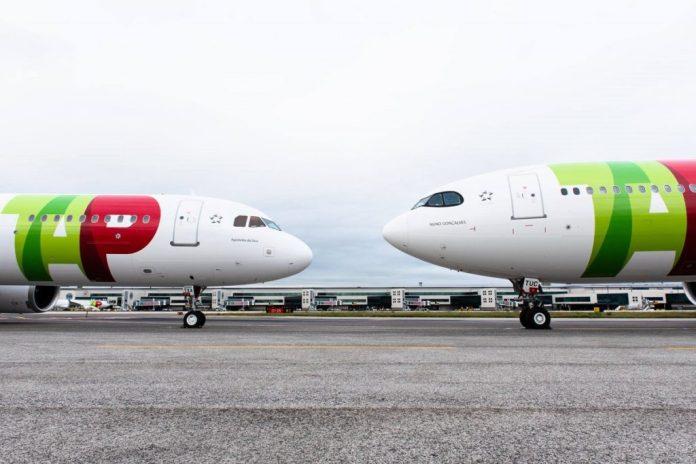 A321LR A330neo TAP