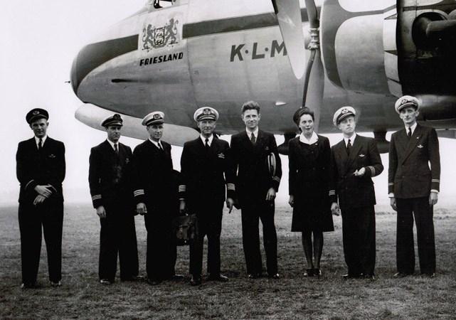KLM 100 anos