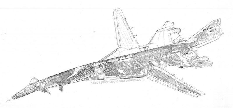 Projeto Boeing 2707