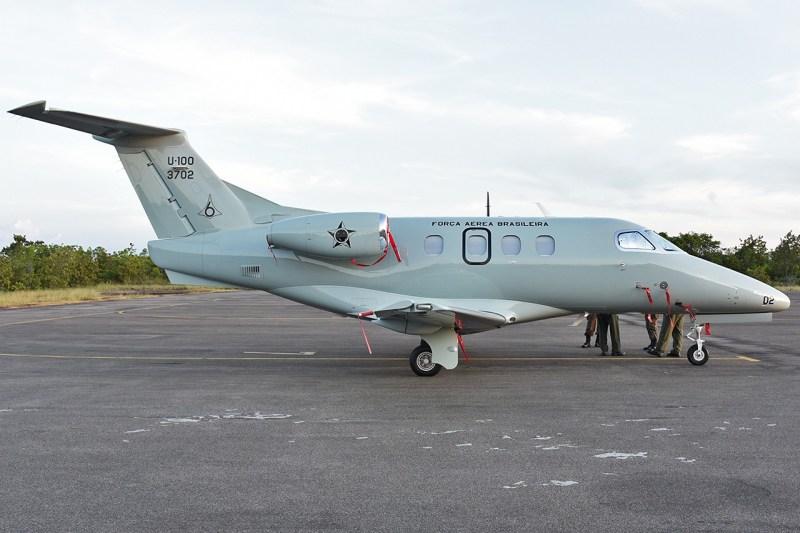 Embraer Phenom 100EV FAB