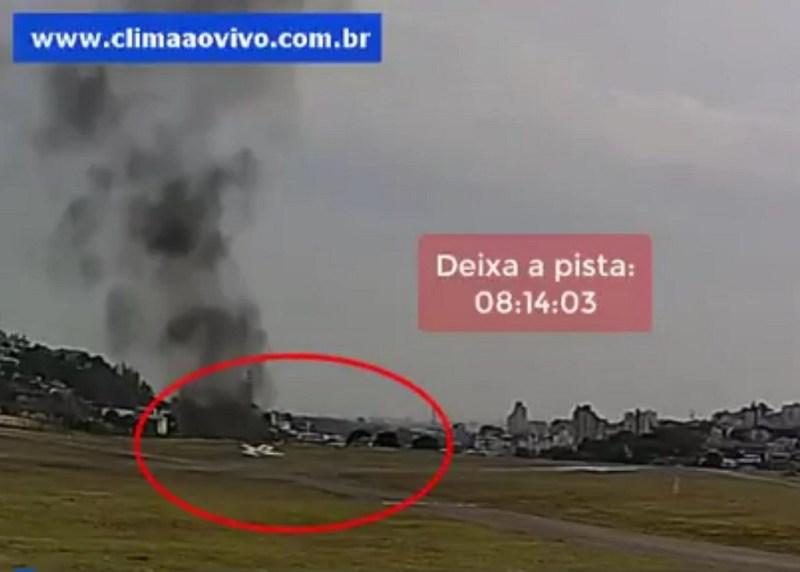 Cirrus Avião Queda Belo Horizonte Fake News