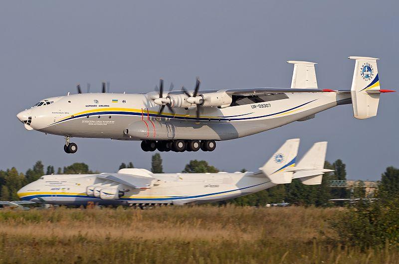 Antonov turboélice
