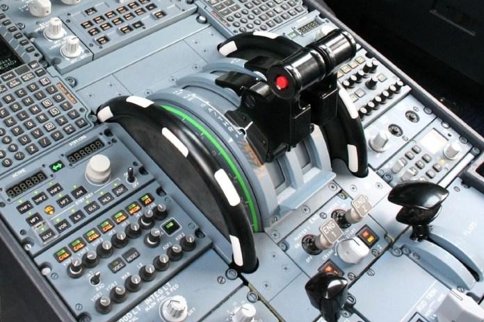 Pitch Control Wheel Roda de Ajuste de Profundor