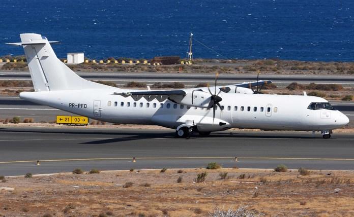 ATR72 corporativo