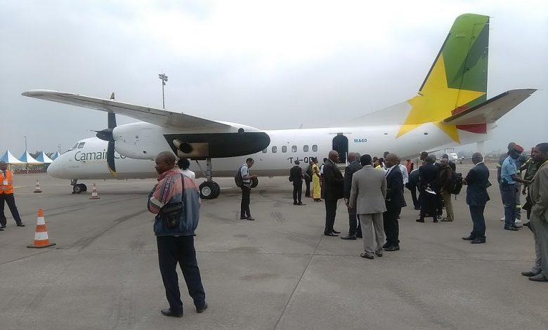 Avião Xian MA-60 Camair Co